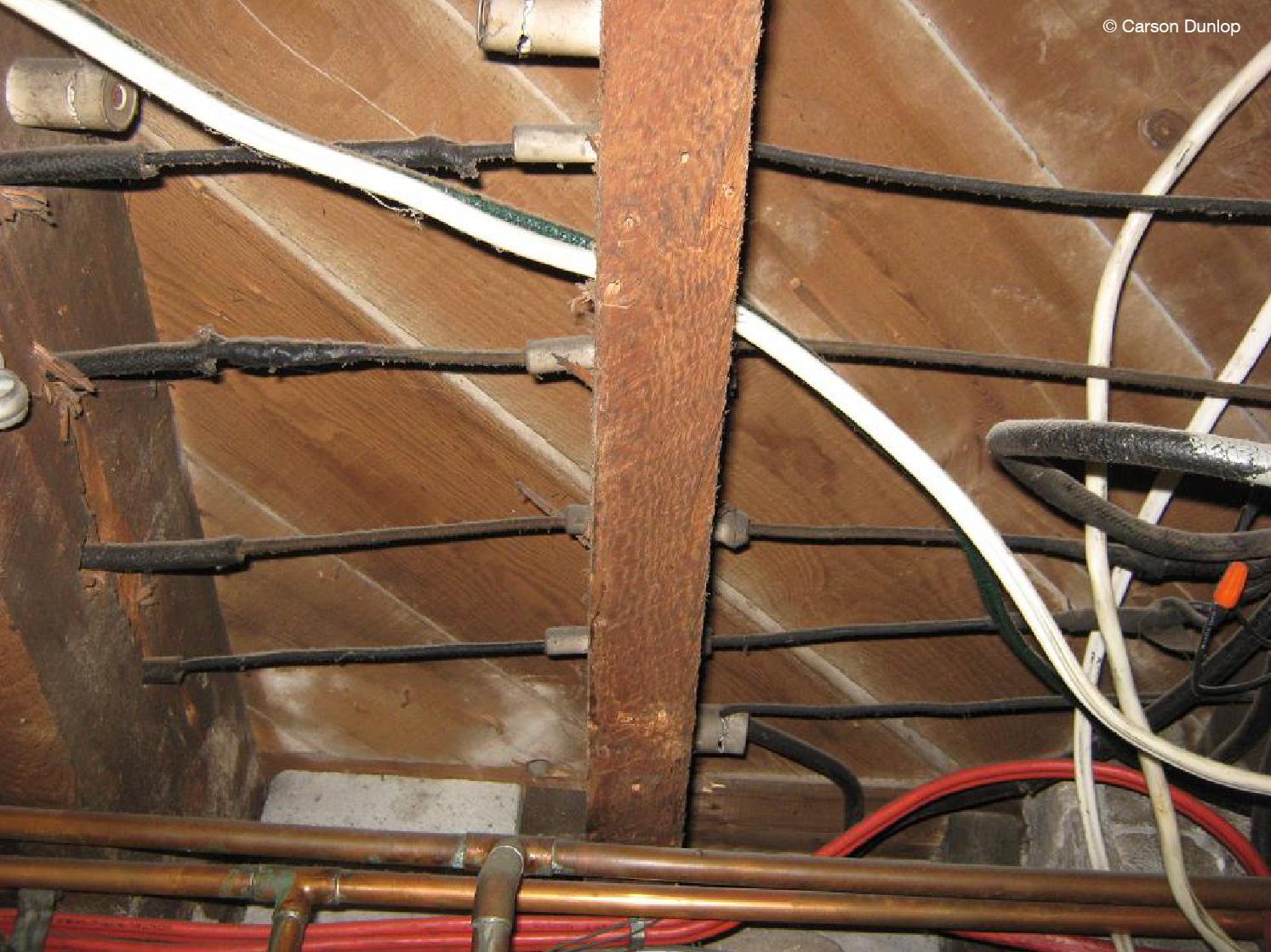 Ziemlich Old House Wiring Types Ideen - Die Besten Elektrischen ...